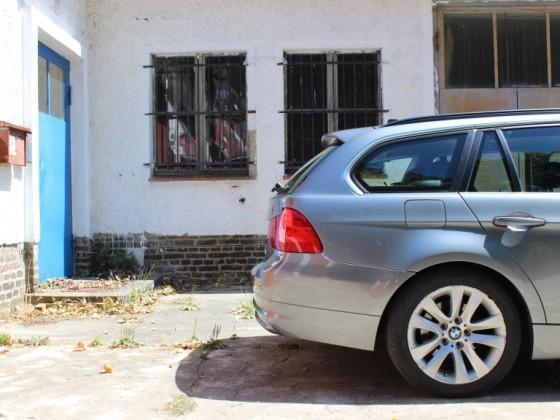 Mein BMW E91 LCI im Kaufzustand