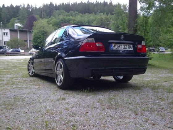 Mein vorheriger 320D E46