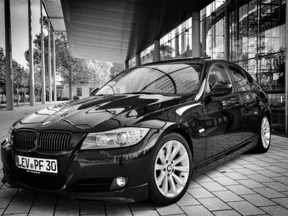 E90, Felgen BMW Styling 285, Bilstein B12 ProKit