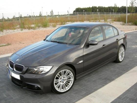 BMW 320D E90 M-Paket LCI