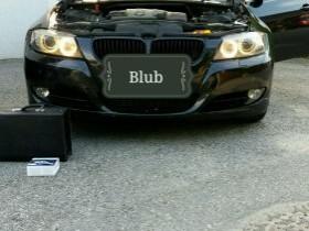 Bmw Blue H8