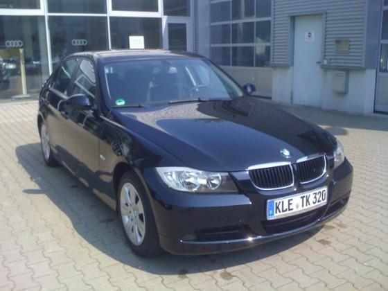 Mein BMW :)