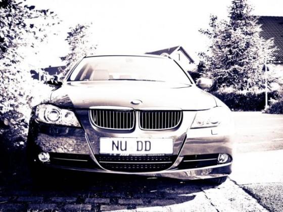 Mein BMW 330d