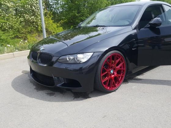 BMW E92 DM Front M3 Look