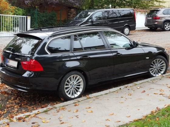 E91 LCI 320d Touring & E30 325i Cabrio