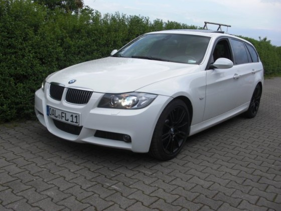 Mein 330d Touring
