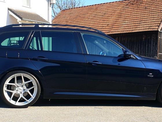 "BMW 3er M/// Touring mit 19"" raffa"