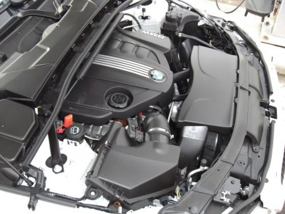 BMW E91 Facelifter Dresden