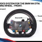 Zanardi DTM GT Lenkrad