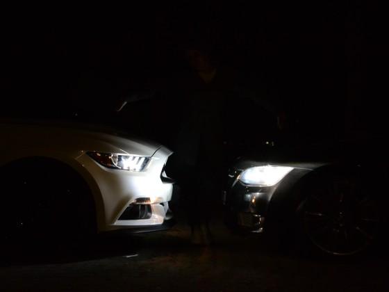 FORD BMW