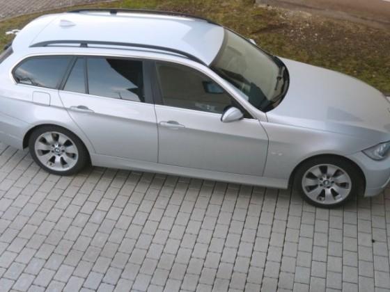 """Der """"Kleine"""" 325xi Touring"""