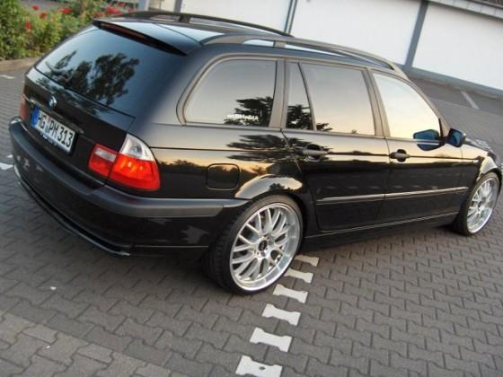 Mein E46 320d Touring