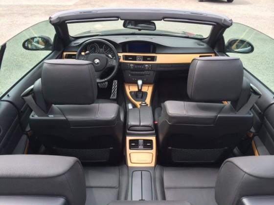 BMW Cabrio E93