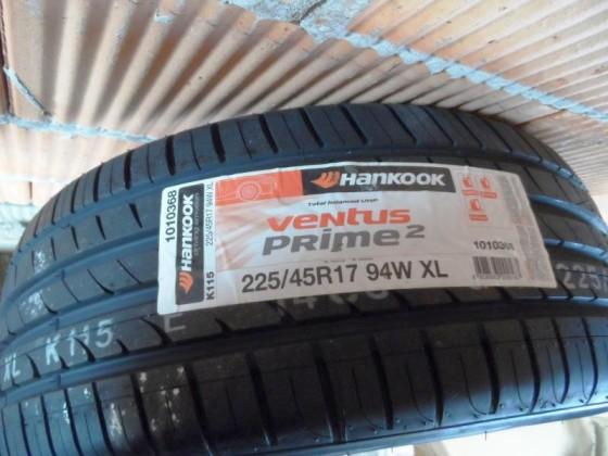 Hankook Ventus Prime² >>> 225/45/17 94W XL