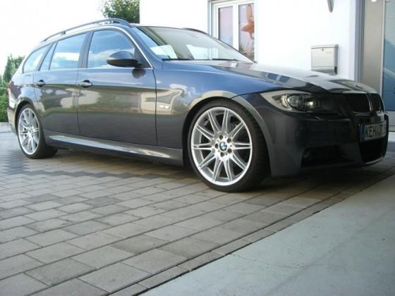 """BMW 325 E91 M Paket 19"""""""