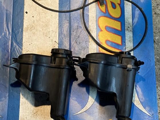 Neuer Wasserbehälter