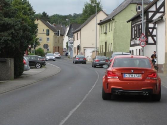 M- Drive Challange 2011 in Frankfurt/Main