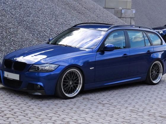 BMW E91 vorn