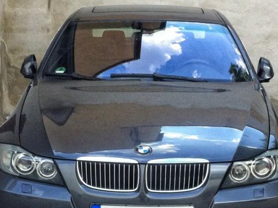 Mein erster BMW 330d