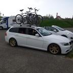 Radtour mit Mutti und den kleinen :-)