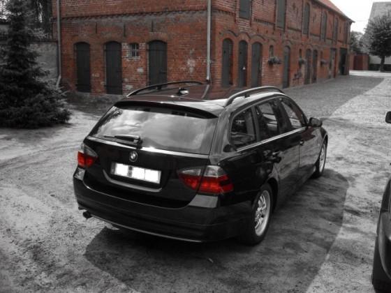 mein E91 - die 2.