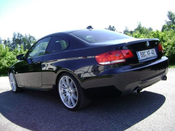 335i Coupe LSE carbonschwarz