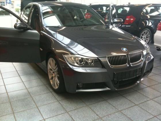 BMW E90 330d M-Packet