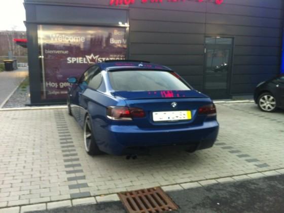 Mein BMW Schnitzer E92 Coupe