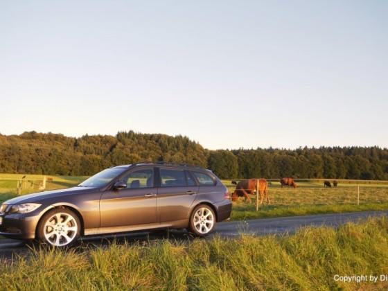 Mein 330er xD Touring