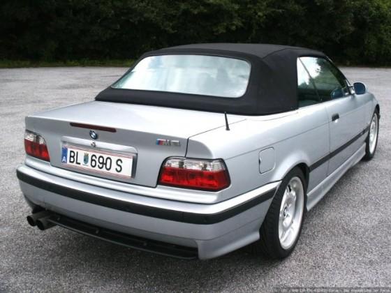M3 Cabrio E36