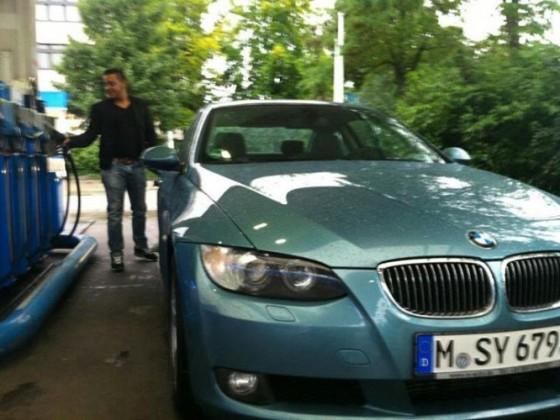 BMW E92 325d