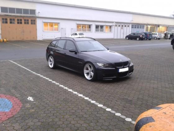 BMW E91 Sternspeiche 128