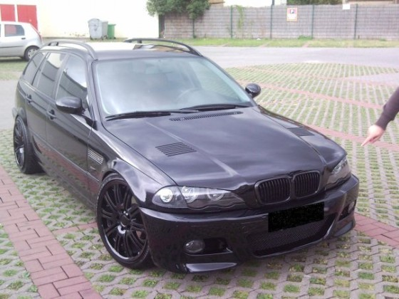 my old e46