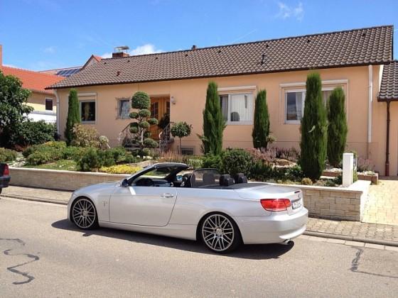 BMW E 93 powered by www.DYNAMIC-SPEED.de