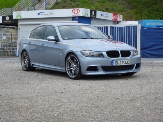 BMW 335i Performance