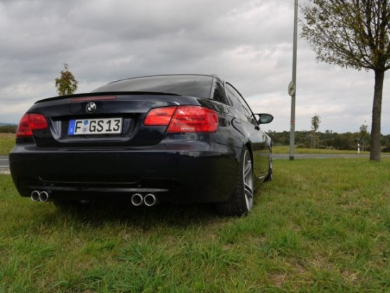 Mein E93