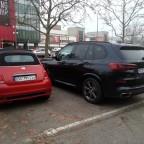 BMW X5 M50D - Vergleich