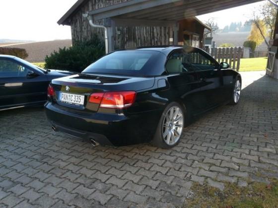 E93 335i Cabrio M-Paket