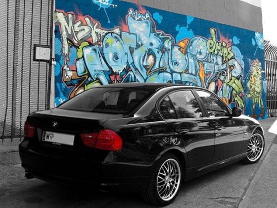 My E90