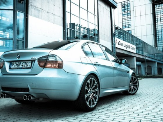 BMW M3 E90 Limousine