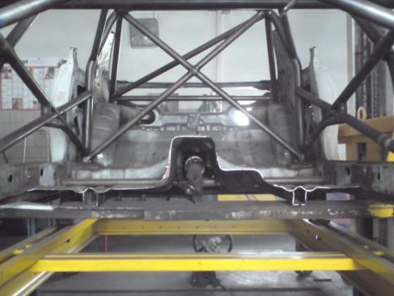tube frame chassis build