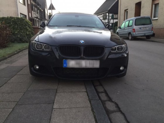 BMW E93 335i N54 DKG 4XX PS