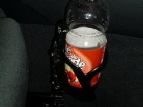 Getränkehalter Eigenbau