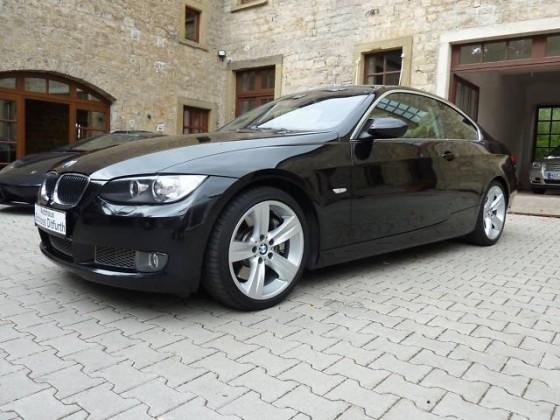 Mein z.Z. noch originaler BMW 335d
